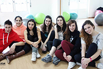 Workshop de Danças Latinas